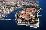 Zadar apartments, Croatia